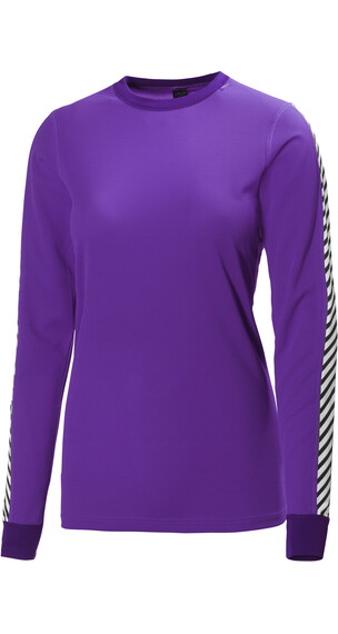 Helly Hansen W's Dry Original Shirt Sunburned Purple
